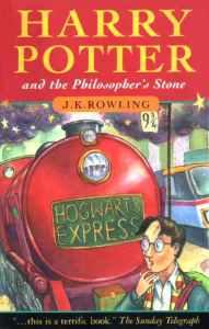 Ο Χάρι Πότερ και η Φιλοσοφική Λίθος το βιβλίο