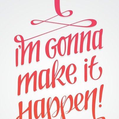 Θα το κάνω να συμβεί