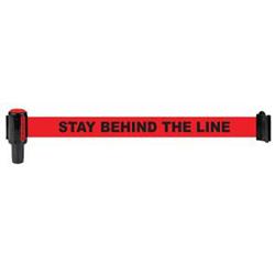 Μείνε πίσω από την γραμμή